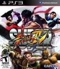 Super Street Fighter 4 (IV)  PS3