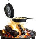 Barbecook  Popcornpan - Ø  29 cm - Zwart