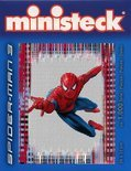 Ministeck Spider-Man Flying Red 1750-delig