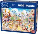Puzzel Disneyland