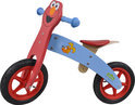 Houten Loopfiets Sesamstraat Elmo