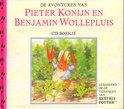 De avonturen van Pieter Konijn en Benjamin Wollepluis CD-boekje