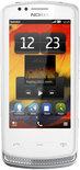Nokia 700 - Silver White