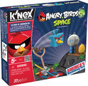 K'NEX Angry Birds Space Starter- Ice Bird vs. Snowman Pig