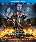 Three Musketeers, The (2011) (3D+2D Blu-ray)