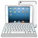Zaggkeys Folio iPad Mini White UK