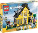 LEGO Creator Strandhuis - 4996