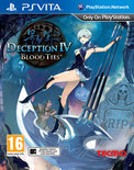 Deception IV, Blood Ties  PS Vita