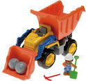 Fisher-Price Little People Dumptruck Dig'N Loa