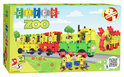 Clics Zoo Box 8 in 1 - Constructie blokken