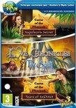 Big Fish Curse Of The Pharaoh & Love Chronicles Box