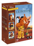 Lion King Trilogy, The (Dvd)