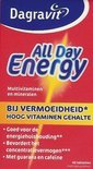 Dagravit All Day Energy Tabletten - 40 Tabletten - Multivitamine