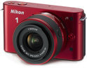 Nikon 1 J1 + 10-30mm NIKKOR VR - Rood