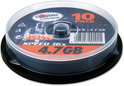 Platinum DVD-R 4.7 GB 10er CakeBox