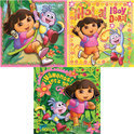 Ravensburger 3-in-1 Puzzel - Dora the Explorer