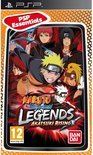 Naruto Shippuden, Legends, Akatsuki Rising (Essentials)  PSP