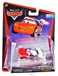 Cars Take Flight McQueen Astronaut - Auto - Rood