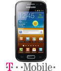Samsung Galaxy Ace 2 - Zwart - T-Mobile prepaid telefoon