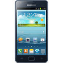 Samsung Galaxy S2 Plus (i9105) - Blauw grijs