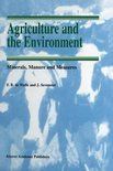 Agriculture and the Environment