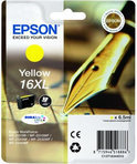 Epson 16XL (T1634) - Inktcartridge Geel