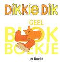 Dikkie Dik - gele blokboekje