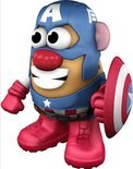 Mr. Potato Head: Captain America