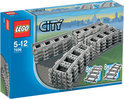 LEGO City Rechte rails en bochten - 7896