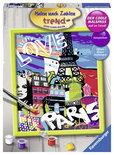 Ravensburger Cooles Paris - Schilderen op Nummer