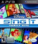 Disney Sing It Family Hits + Microfoon