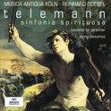 Telemann: String Concertos II - Sinfonia Spirituosa / Goebel et al