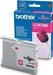 Brother LC-970M Inktcartridge - Magenta