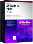McAfee AntiVirus Plus 2014 - 1 User - NL