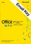 Microsoft office Mac  Home and Student 2011| OEM | 32/64 bits | Download + Licentie | Installatietaal naar keuze