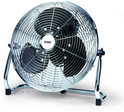Domo Vloerventilator DO8130 - Chroom