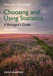 Choosing and Using Statistics