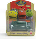 Chuggington Hout - Olga