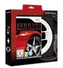 Ferrari: The Race Experience + stuurtje voor Nintendo Wii