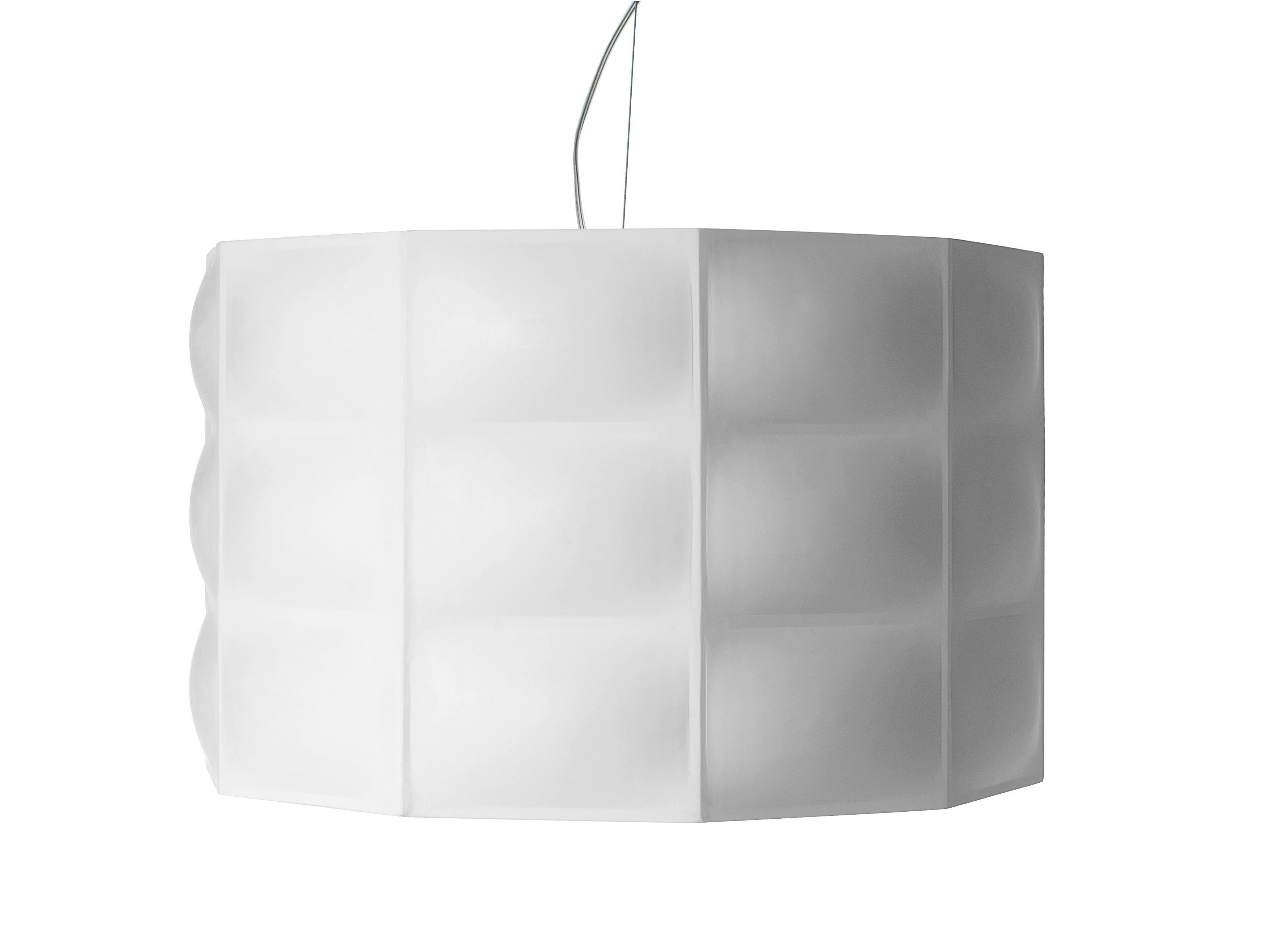 Leitmotiv Hanglamp Pads - Wit