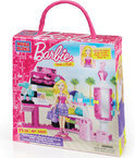 Mega Bloks Barbie Build 'n Style Speelset
