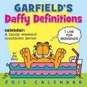 Garfield's Daffy Definitions Calendar