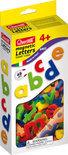 Magnetische letters - 48 stuks