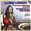 Bach: 3 Concerti / Reichenberg, Standage, Beznosiuk