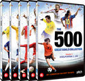 500 Great Goals (5-dvd bundel)