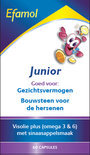 Efamol Junior Kauwcapsules - 60 Capsules