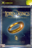 Lord of Rings Fellowship of Ring /Xbox