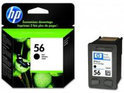 HP 56 - Inktcartridge / Zwart