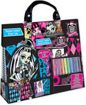 Monster High Artist Tas met Portfolio Set