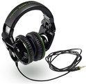 Hercules HDP DJ-Adv G501- Koptelefoon - Zwart/Groen